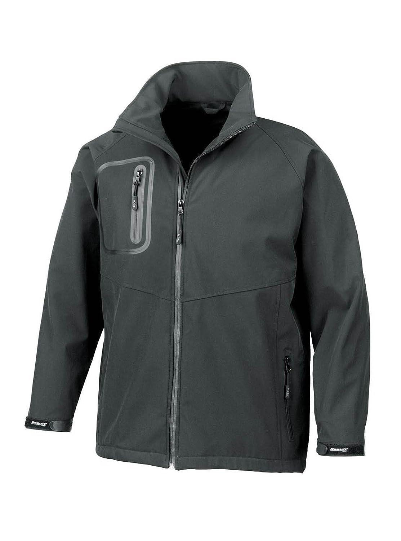Result R136X Tech Performance Ultra Lite Softshell Jacket Black S