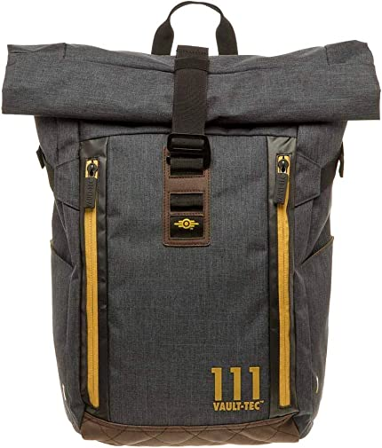 Fallout Vault-Tec Backpack - Fallout Navy Backpack for Gamers