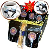 3dRose Dogs Siberian Husky, Siberian Husky, Coffee Gift Baskets