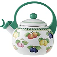 Villeroy & Boch 1454807021 French Garden Tea Kettle, 9 Inches, Multi