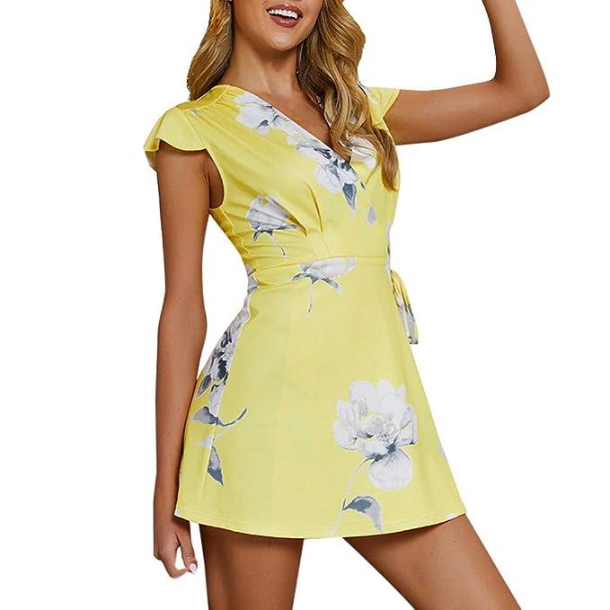 7fe77bbbfc7 Vectry Vestidos para Mujer Vestidos De Verano 2019 Vestidos Elegantes  Largos Boda Vestidos Casuales Cortos Moda Mujer 2019 Vestidos De Fiesta  Vestidos ...