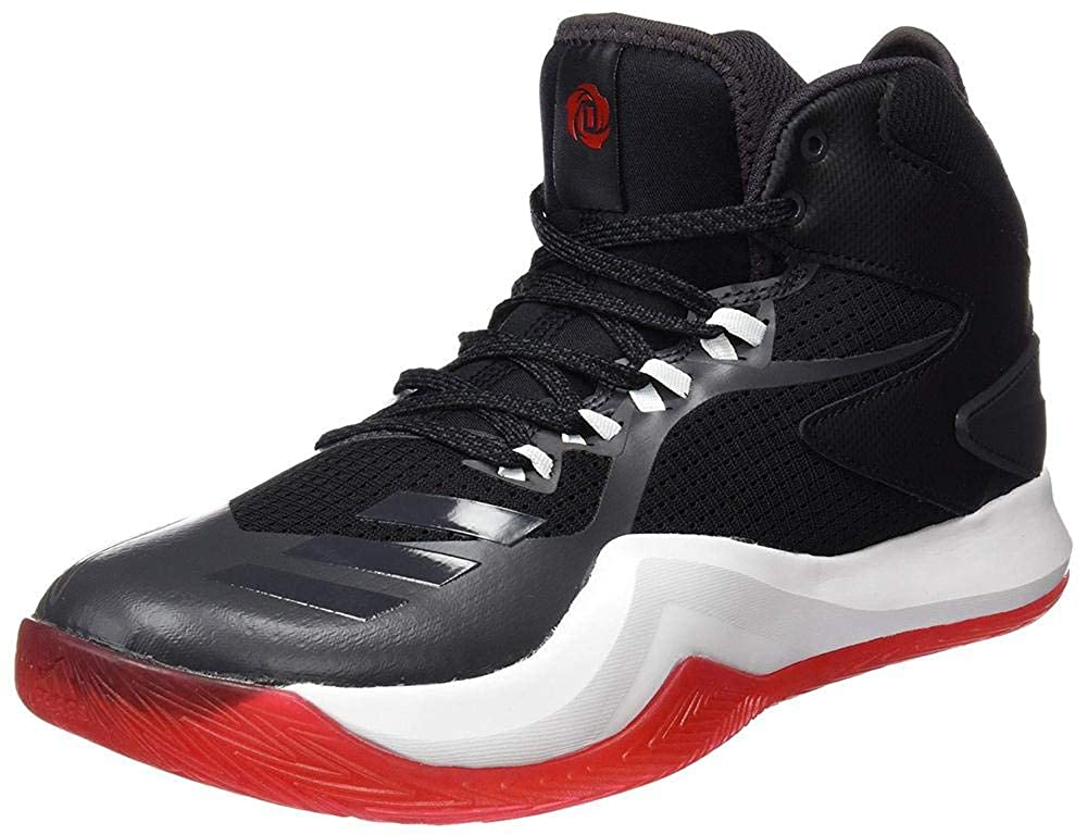 quality design 67e78 3f7a3 adidas Menss D Rose Dominate Iv Basketball Shoes Amazon.co.uk Shoes   Bags