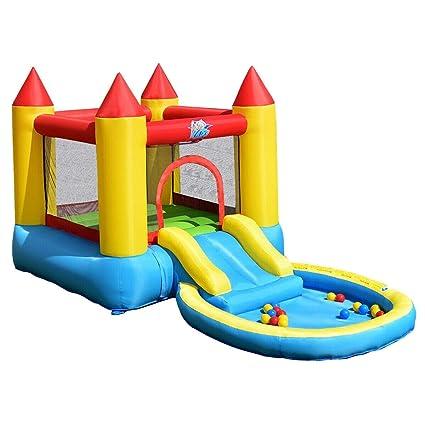 Amazon.com: LordBee - Caja de seguridad para niños inflable ...