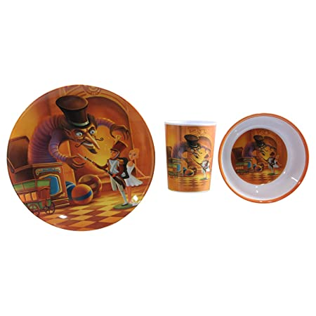 The Nutcracker Story 3Pc Childrens Kids Melamine Plate Cup Bowl Tableware Set  sc 1 st  Amazon UK & The Nutcracker Story 3Pc Childrens Kids Melamine Plate Cup Bowl ...