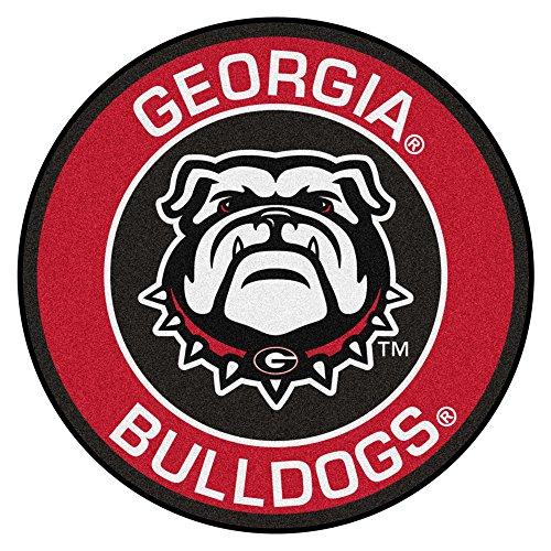 University Bulldogs Rug - NCAA University of Georgia Bulldogs