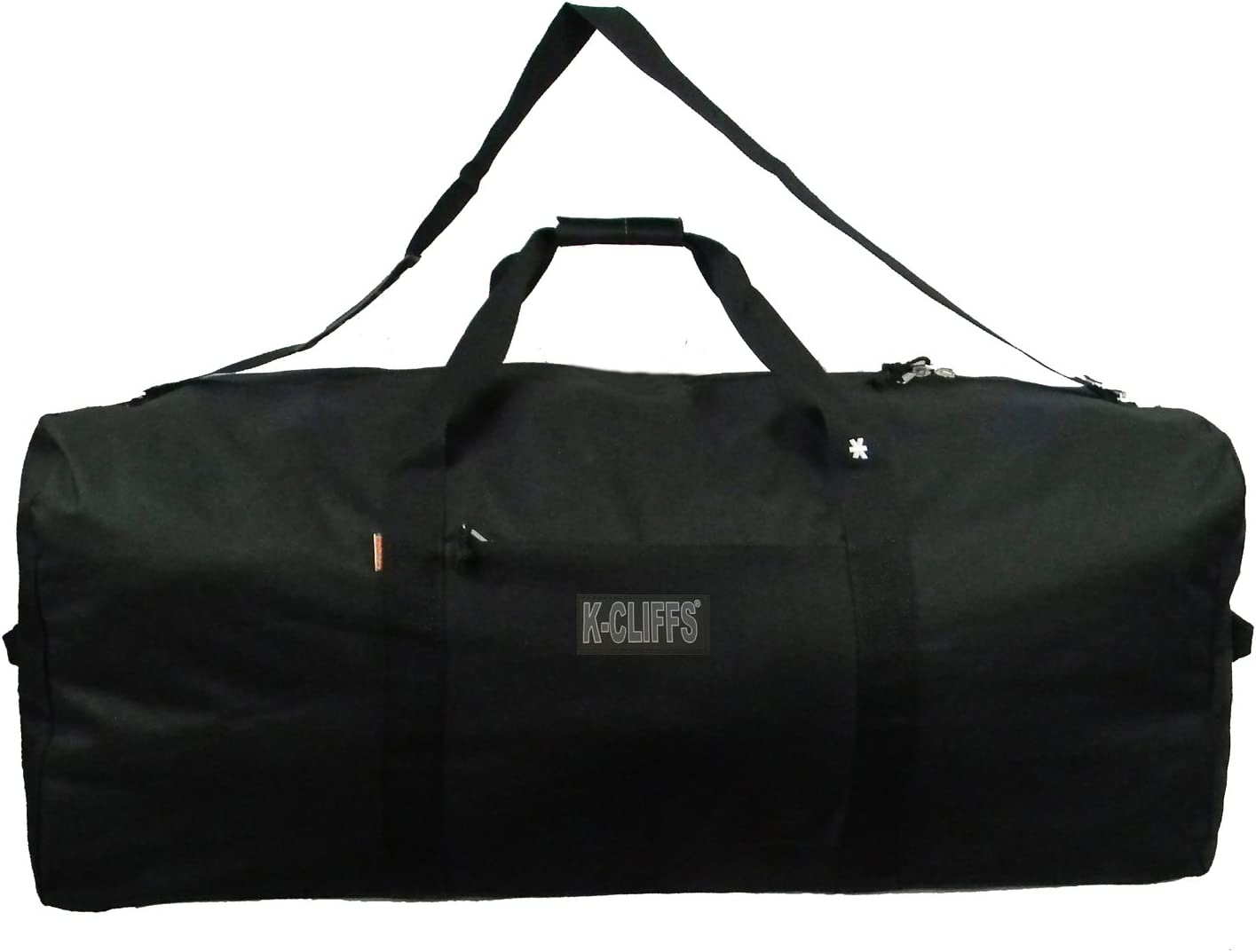| K-Cliffs Heavy Duty Cargo Duffel Large Sport Gear Equipment Travel Bag Rooftop Rack Bag By Praise Start | Sports Duffels