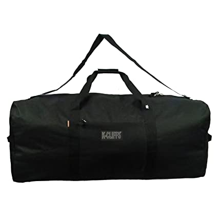 8fb93c5d98ab Heavy Duty Cargo Duffel Large Sport Gear Drum Set Equipment Hardware Travel  Bag Rooftop Rack Bag (21