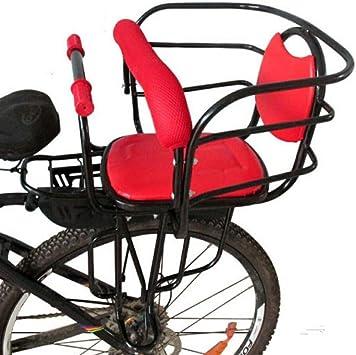 LPsweet Asiento Bicicleta De Niño, con Apoyabrazos Y El Pedal del ...