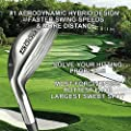 #1 Driving One Iron Wood Hybrid Long Driver Illegal Distance Custom Golf Club With PGA Shaft