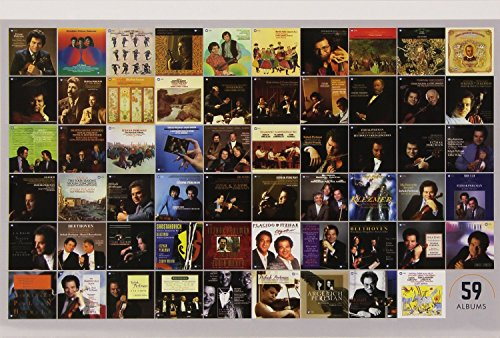 Itzhak Perlman - The Complete Warner Recordings (77CD) by Warner Classics/Parlophone (Image #4)