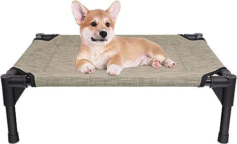 Pet Dog Cot Cool Mesh Original Waterproof Fabric Durable Outdoor Indoor Medium