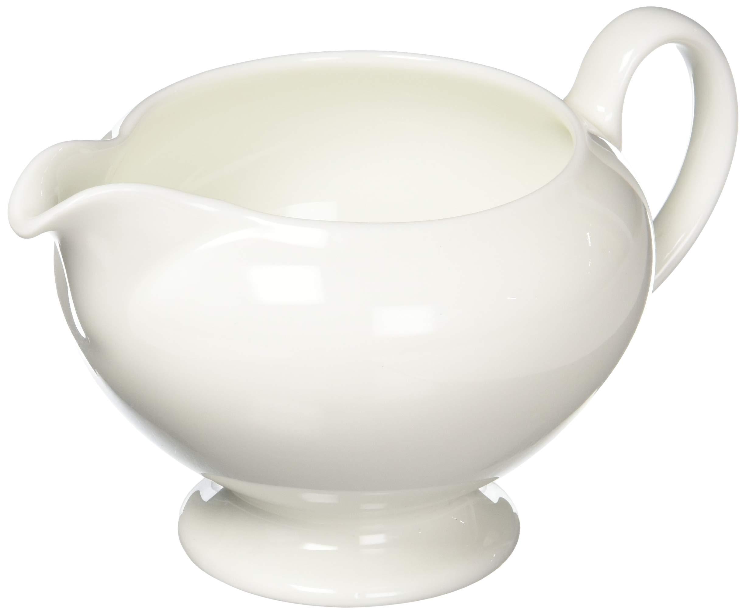 Wedgwood Wedgwood White Creamer Leigh