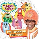 I'm Thankful for You!, Cordelia Evans, 1481417231