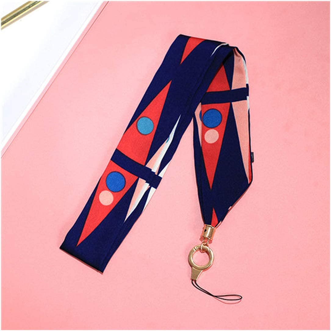 Id Cute Key Mobile Phone Strap Neck Lanyard for Keys Lanyard Cuello Lanyards Cardsphones,Champagne Gold