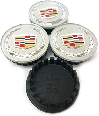 2004-2009 Cadillac DTS SRX CTS CTS-V XLR Wheel Center Hub Cap