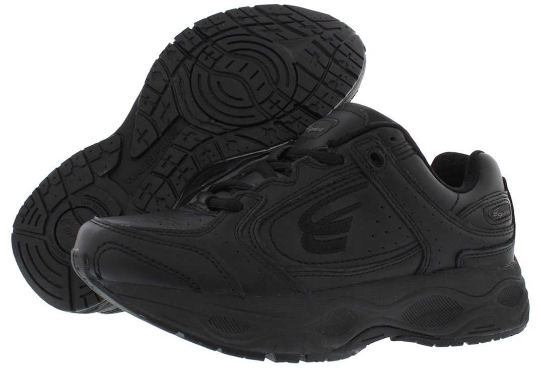 Spira Classic Walker 2 Women's Walking Shoes B00PVUNWLI 9 W US|Black