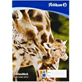 Pelikan 224840, Drawing Pad DIN A3, 20 Sheets, 100 g