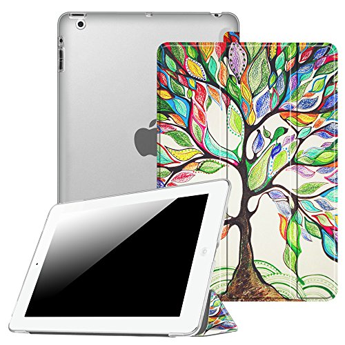 Fintie iPad Case Lightweight Translucent
