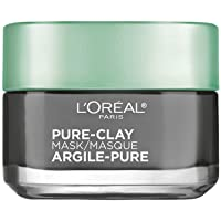 Deals on L'Oreal Paris Skincare Pure Clay Face Mask 1.7 oz.