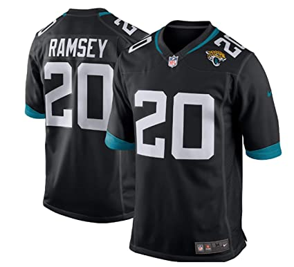 88b54587a NIKE Jalen Ramsey Jacksonville Jaguars Alternate Youth Game Jersey (Small 8)