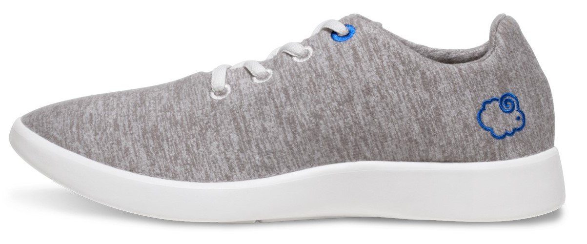 Le Mouton Unisex LM-01-BG - Merino Wool Lightweight Unisex Shoes 11W/10M M