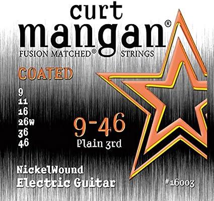 Curt Manganeso Strings 16003Guitarra Cuerdas