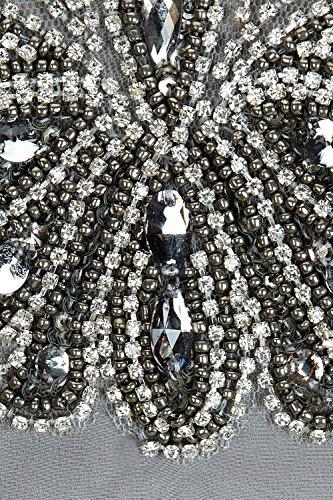 1012725 Stone Dalas Damen Dynasty Kleid Schal Stone lange mit Style pq4zvH