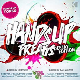Various Artists-Hands Up Freaks Vol. 1 (Deejay Edition)