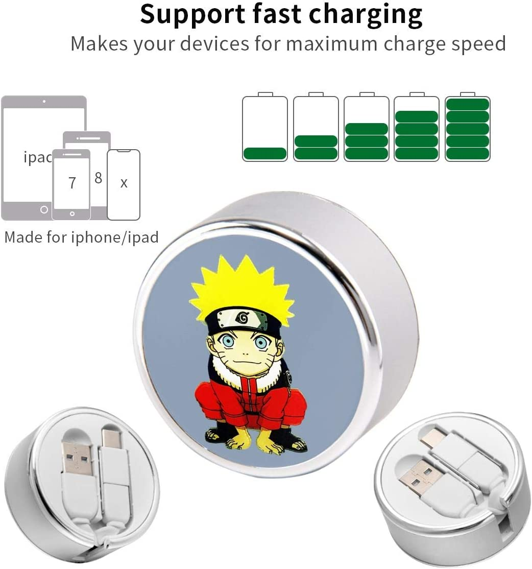 Mudrekj Design Name Geekdesign Name Fun USB Cable Suitable for Business Trip