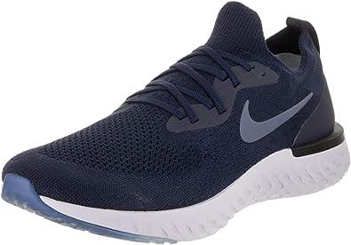 NIKE Epic React Flyknit, Zapatillas de Running para Hombre: Amazon.es: Zapatos y complementos