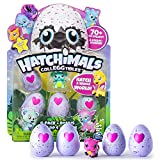 Colleggtibles Hatchimals -Magic Pink Heart Edition - 4-Pack + Bonus (Styles & Colors May Vary) by Spin Master - Season 1
