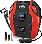 Oasser Air Compressor Tire Inflator Pump Electric Portable Air Infaltor with