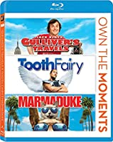 Gulliver's Travels/Tooth Fairy/Marmaduke 3 Blu-ray Set