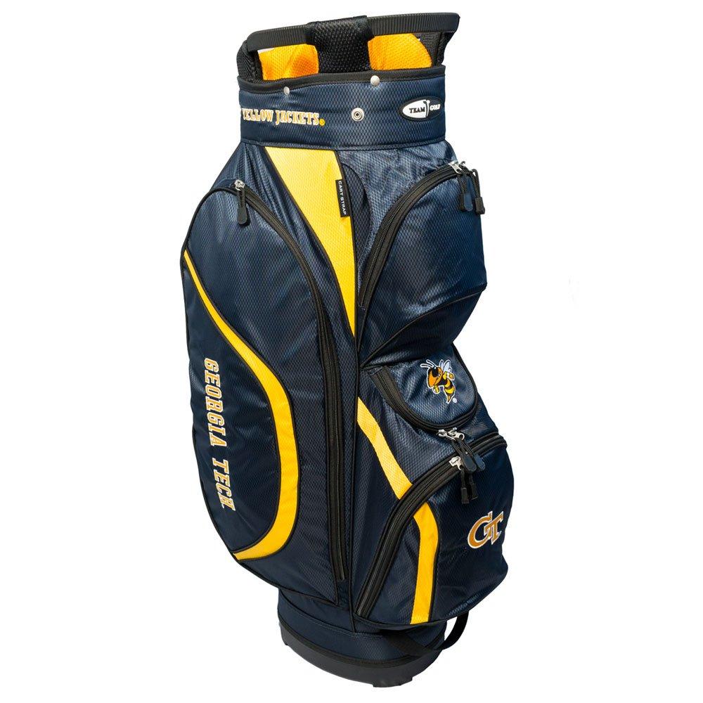 NCAA Georgia Tech Yellow Jackets Clubhouse Golf Cart Bag by Team Golf (Image #1)