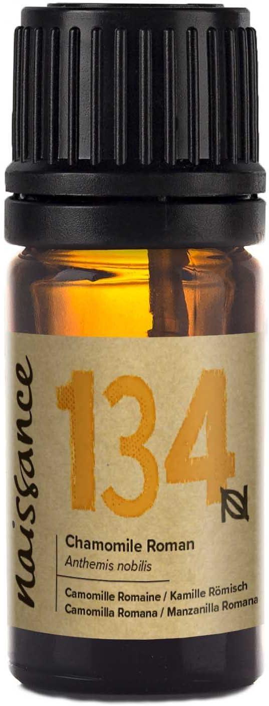 Naissance Aceite Esencial de Manzanilla Romana 2ml - 100% puro, vegano y no OGM