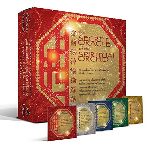 The Secret Oracle of the Spiritual Orchid PDF