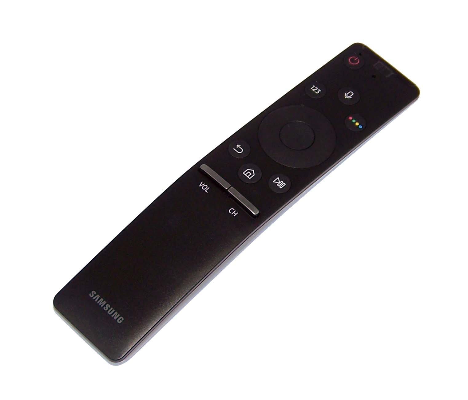 OEM Samsung Remote Control Supplied With Samsung Models UN55MU7500F, UN55MU7500FXZA, UN55MU7600F, UN55MU7600FXZA, UN55MU8000F, UN55MU8000FXZA