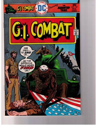 G. I. Combat No. 187 Feb. 1976 (The Haunted Tank, Vol. 24)