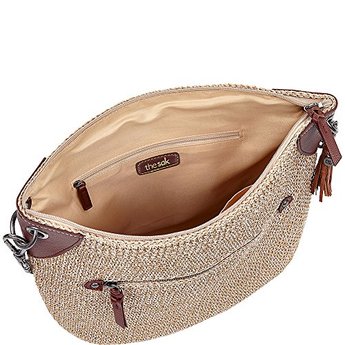 Crochet The Hobo Sak Womens Bamboo Static Indio w4v7Pq4