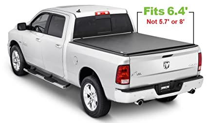 2015 Dodge Truck >> Tonno Pro Lr 2015 Lo Roll Black Roll Up Truck Bed Tonneau Cover 2009 2018 Dodge Ram 1500 2010 2018 Dodge Ram 2500 3500 Fits 6 4 Bed Excludes