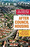 After Council Housing: Britain's New Social Landlords
