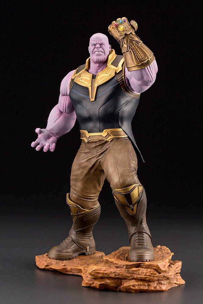 Statue Thanos 1//10 Scale ArtFX Kotobukiya Marvel Avengers Infinity War