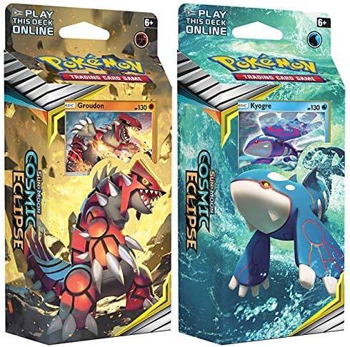 Pokémon POK80596 TCG: Sun & Moon 12 Cosmic Eclipse Theme Deck (One ...