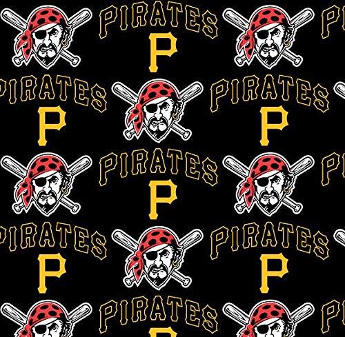 - Pittsburgh Pirates MLB Baseball in Black 58