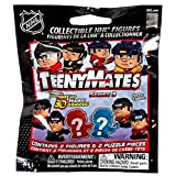 Teeny Mates - NHL Series 3 - HOCKEY PACK (2 figures & 2 Puzzle Pieces)