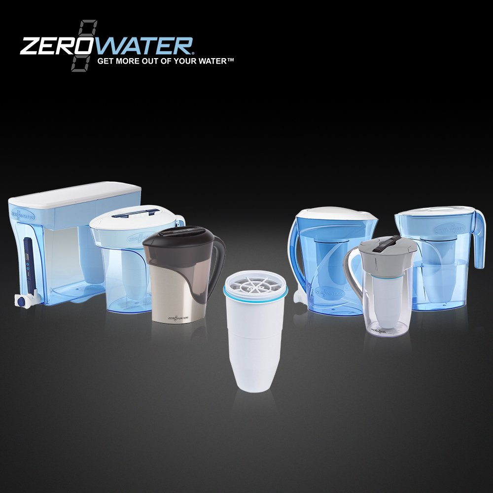 Amazon.com: ZeroWater Replacement Filters - Water Filtration - 8 ...