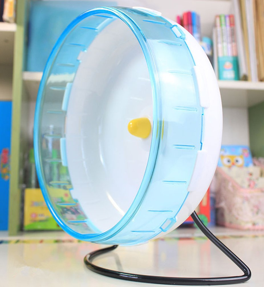 Be Good Pet Exercise Hamster's Wheel Running Spinner, Toy for Hamsters guinea-pigs