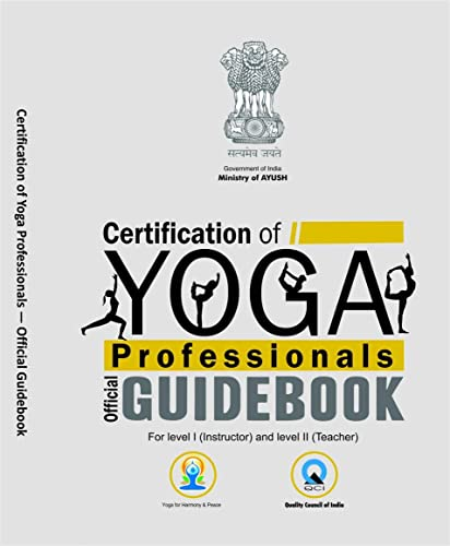 Certificate of Yoga Professionals: Official Guidebook: 1