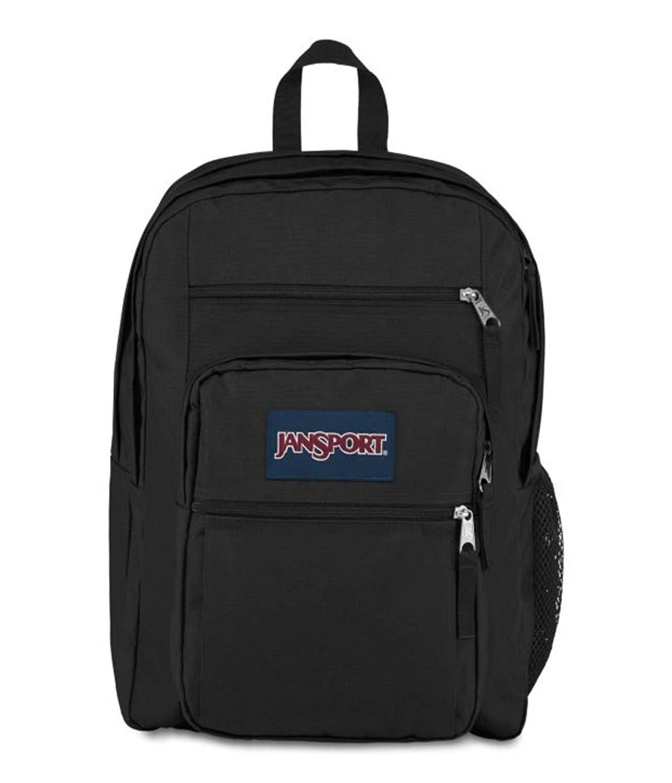 JanSport TDN7 Big Student Backpack, BIack