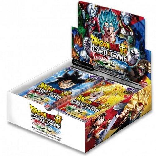 Dragonball Z Ball - Dragon Ball Z Super Card Games Série 3- Lot DE 24 Boosters, 605282 5568be